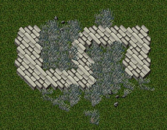 Ultima Online LandFall Grass