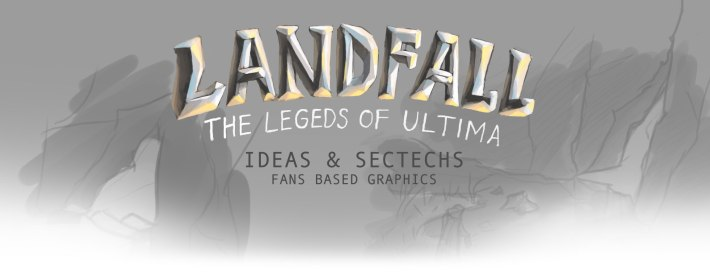 Ultima Online LandFall fans based graphics