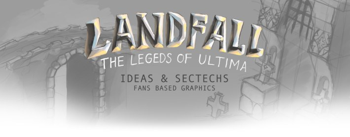 Ultima Online fans based graphics