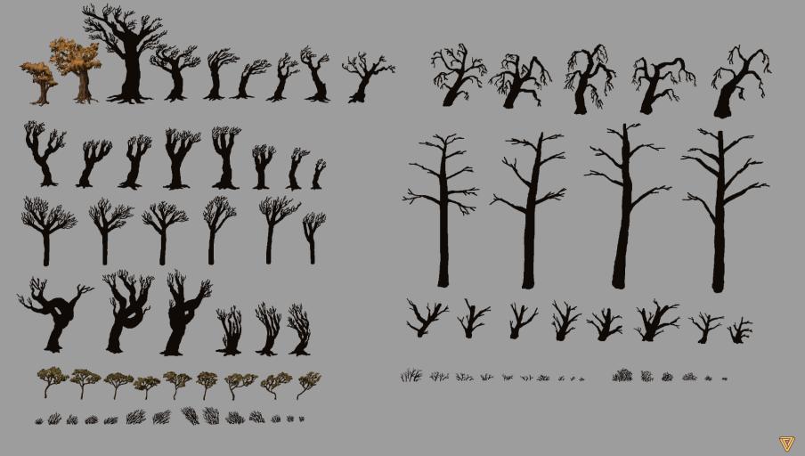 Ultima Online LandFall Nature