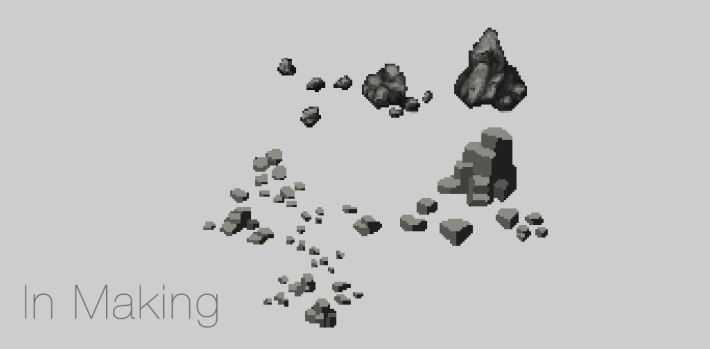 Ultima Online LandFall Rocks