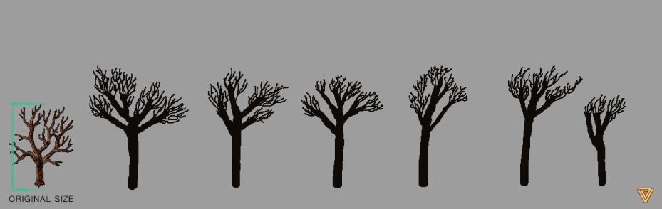 Ultima Online LandFall trees v3