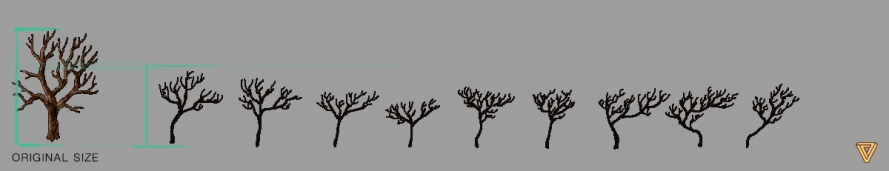 Ultima Online LandFall bushes