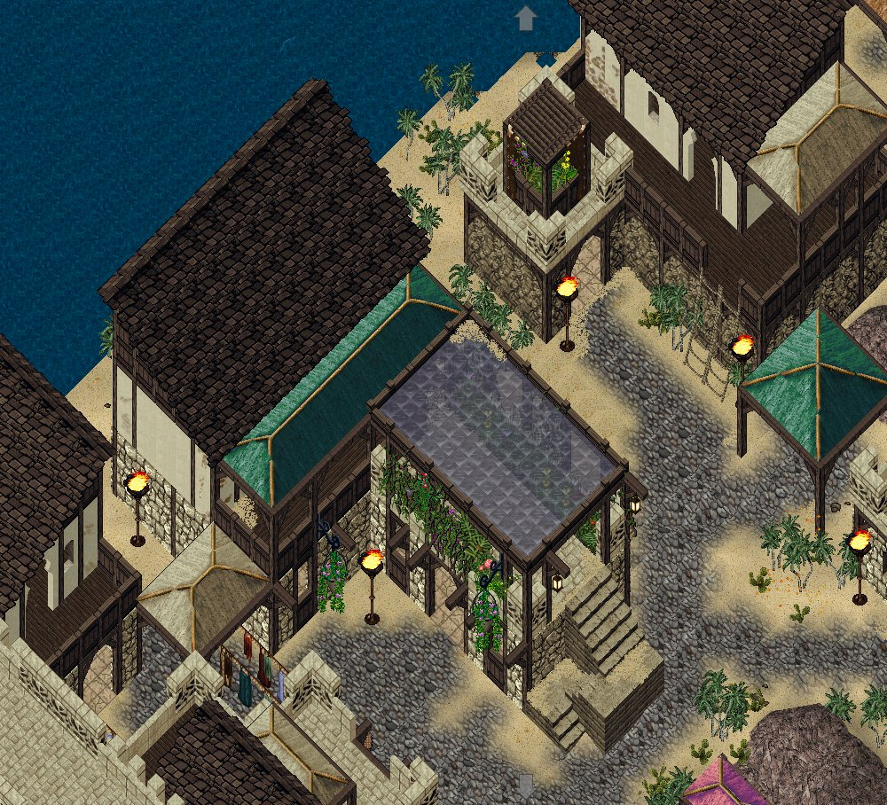 Sneak Peek From Part Ii Collins Ultima Online Custom Map: custom build a house online