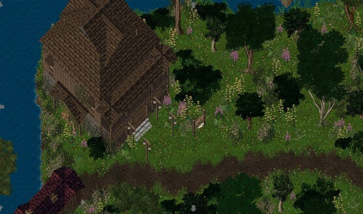 Collin Ultima Online Custom Map