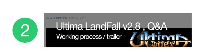 Ultima LandFall v2.8