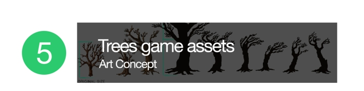 Ultima Online custom trees